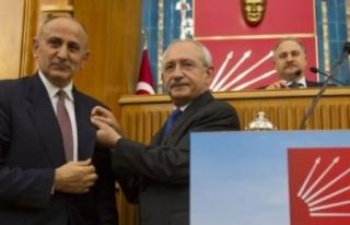 CHP'li Dursun Çiçek HDP'ye Bakanlık Vermeyi...
