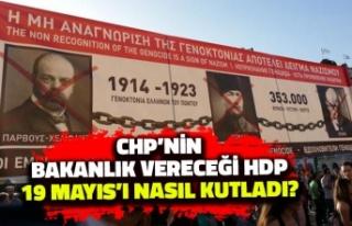 CHP'nin 'Bakanlık Vereceğiz' Dediği...