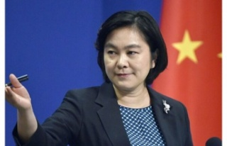 Çin: Bağımsız Filistin Devletinin Kurulmasını...