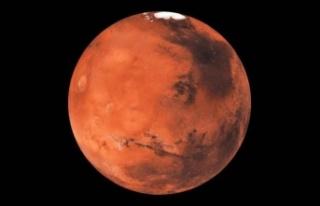 Çin'in Mars Keşif Aracı Kızıl Gezegen'e...