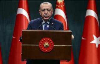 Cumhurbaşkanı Erdoğan Açıkladı: 17 Mayıs'ta...