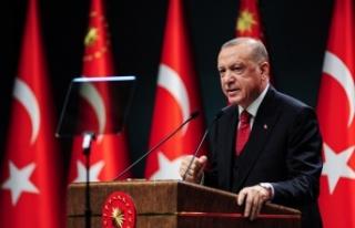 Cumhurbaşkanı Erdoğan'dan 'Normalleşme'...