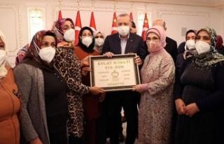 Cumhurbaşkanı Erdoğan Diyarbakır Anneleriyle İftar...