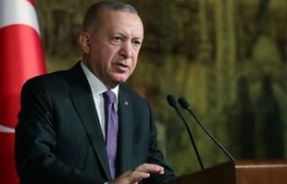 Cumhurbaşkanı Erdoğan: İslam Düşmanlığı Kanser...