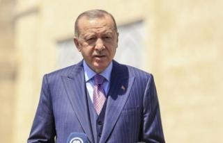 Cumhurbaşkanı Erdoğan: Ürettiğimiz Aşıyı Herkesle...