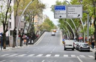 Ankara'da Bu Yollar Trafiğe Kapalı Olacak