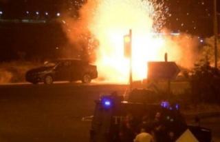 Diyarbakır'da Teröristlerin Bombalı Saldırısını...
