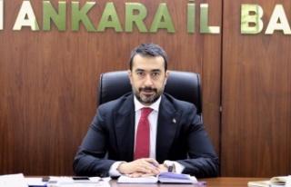 Hakan Han Özcan'dan Ramazan Bayramı Mesajı