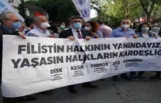 İsrail'in Hain Saldırıları Ankara'da...