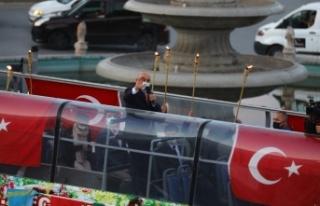 İstanbul'un Fethi Keçiören'de de Coşkuyla...