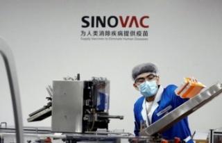Kara Gün Dostu: Çin Sinovac için Türkiye'ye...