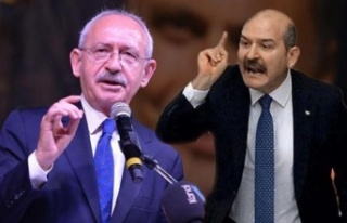 Kemal Kılıçdaroğlu'ndan Süleyman Soylu'ya...