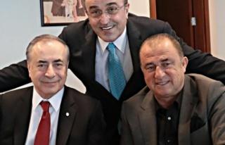Mustafa Cengiz: 'Fatih Terim ile Yola Devam Etmeyi...