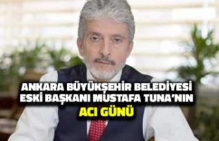 Mustafa Tuna'nın Acı Günü: Annesi Yadigar...