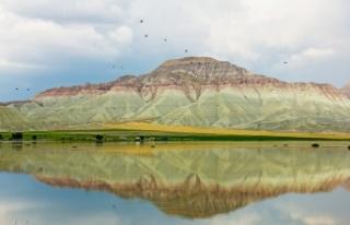 Nallıhan Kız Tepesi Tabiat Anıtı Hayranlık Yaratıyor