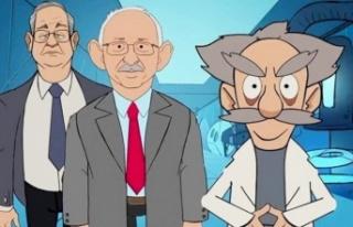 O Animasyonun Kaldırılmasını Cumhurbaşkanı Erdoğan...