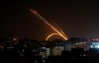 Pentagon: İsrail'in roket saldırılarına karşı...