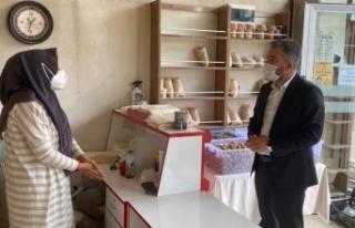 Pursaklar Belediye Başkanı İlçe Esnafını Ziyaret...
