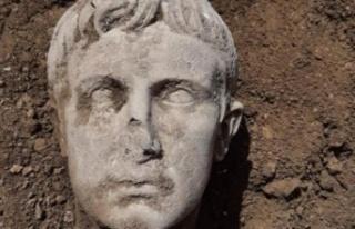 Roma İmparatoru Augustus'un 2 Bin Yıllık Mermer...