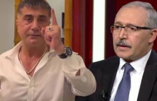 Sedat Peker'den Beşinci Video: Abdulkadir Selvi'ye...