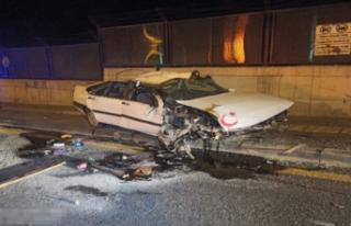 Sincan'da Trafik Kazası: 2 Kişi Yaralandı