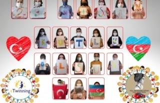 Türkiye'den Azerbaycan'a 'Yol Arkadaşım'...