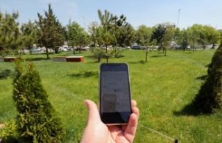 Türkiye'nin İlk 'Akıllı Yeşil Alan'ı...