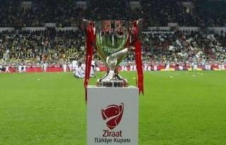 Ziraat Türkiye Kupası Finali için Flaş Seyirci...