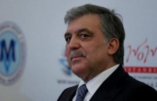 Abdullah Gül'ün Danışmanı Raşit Aydın'dan...