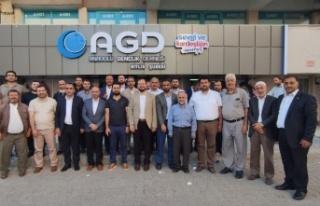 AGD Bölgesel Değerlendirme ve İstişare Toplantıları...