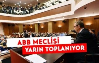 Ankara Büyükşehir Belediye Meclisi Yarın Toplanıyor