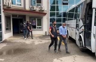 Ankara'da Dolandırıcılık Çetesine Büyük...