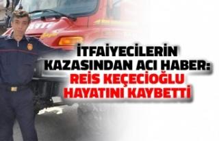 Ankara'da İtfaiyecilerin Kazasından Acı Haber:...