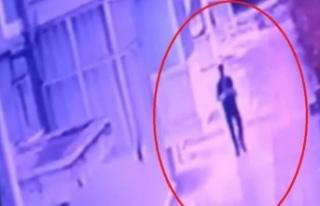 Ankara'da Kırık Koluyla Hırsızlık Yapan...