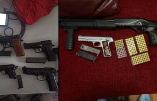 Ankara'da Yasa Dışı Silah Ticareti Operasyonu