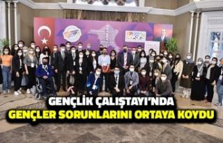 AnkaraKentKonseyi, Başkentli Gençlerin Sorunlarını...