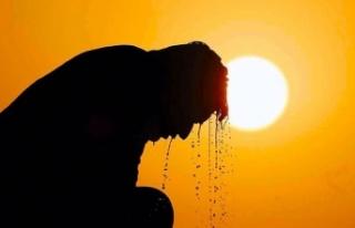 Aşırı Sıcaklar Nedeniyle Acil Durum İlan Edildi