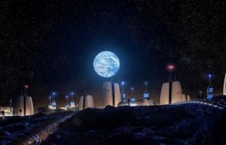 Avrupa Uzay Ajansı, Ay'daki İlk Kolonilerin Nasıl...