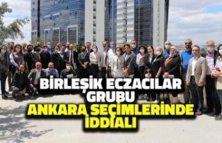 Birleşik Eczacılar Grubu Ankara Seçimlerinde İddialı