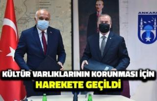 Büyükşehir Belediyesi Kültür Varlıklarının...