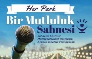 Büyükşehir Müjdeyi Verdi: Ankara Parkları Sanatla...