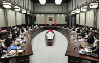 Gözler Kabine Toplantısında: Kısıtlamalar Tamamen...