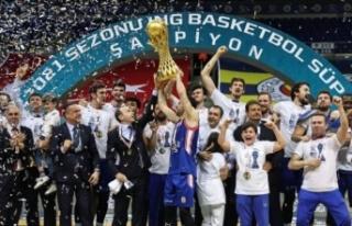 ING Basketbol Süper Ligi'nde 2020-2021 Şampiyonu...