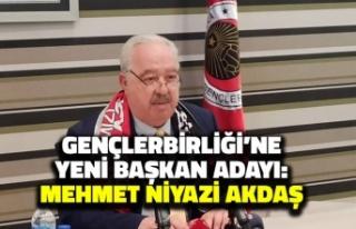 Mehmet Niyazi Akdaş Gençlerbirliği Başkanlığına...