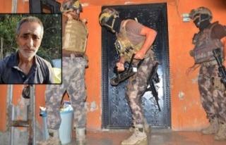 Polis Memurunu Şehit Eden Terörist Yakalandı
