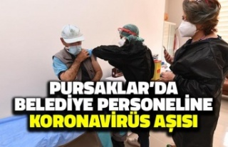 Pursaklar'da Belediye Personeline Koronavirüs...