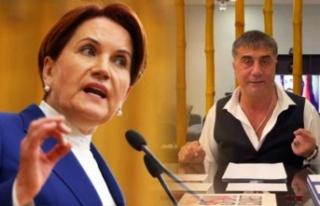 Sedat Peker, Meral Akşener ile İlgili Paylaşımlarını...
