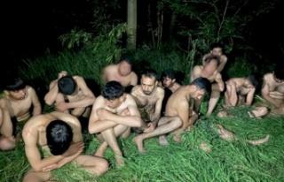 Yunanistan'dan Skandal: 42 Göçmeni Soyup, Döverek...