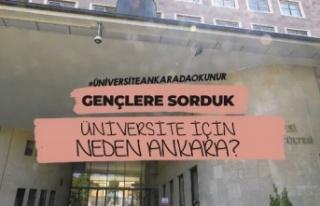 Ankara Kent Konseyi'nden 'Üniversite Ankara'da...