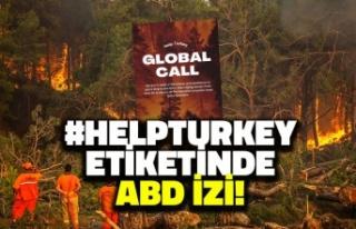 Help Turkey Etiketinde ABD İzi!